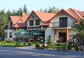 Zajazd & Restauracja Borowik