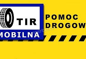Pomoc Drogowa, Laweta, Wulkanizacja Mobilna TIR