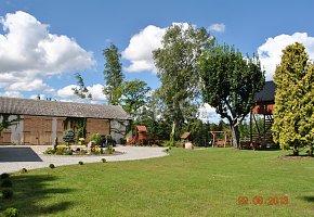 Dom całoroczny na Kaszubach - Sandra