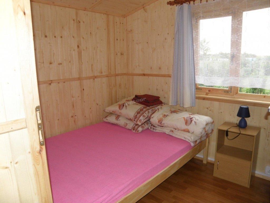Sypialnia domku 7 osobowego