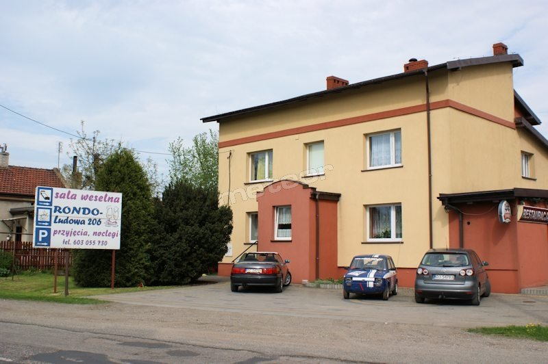 Rondo Ludowa  - Hotel, Pokoje Gościnne, Restauracja