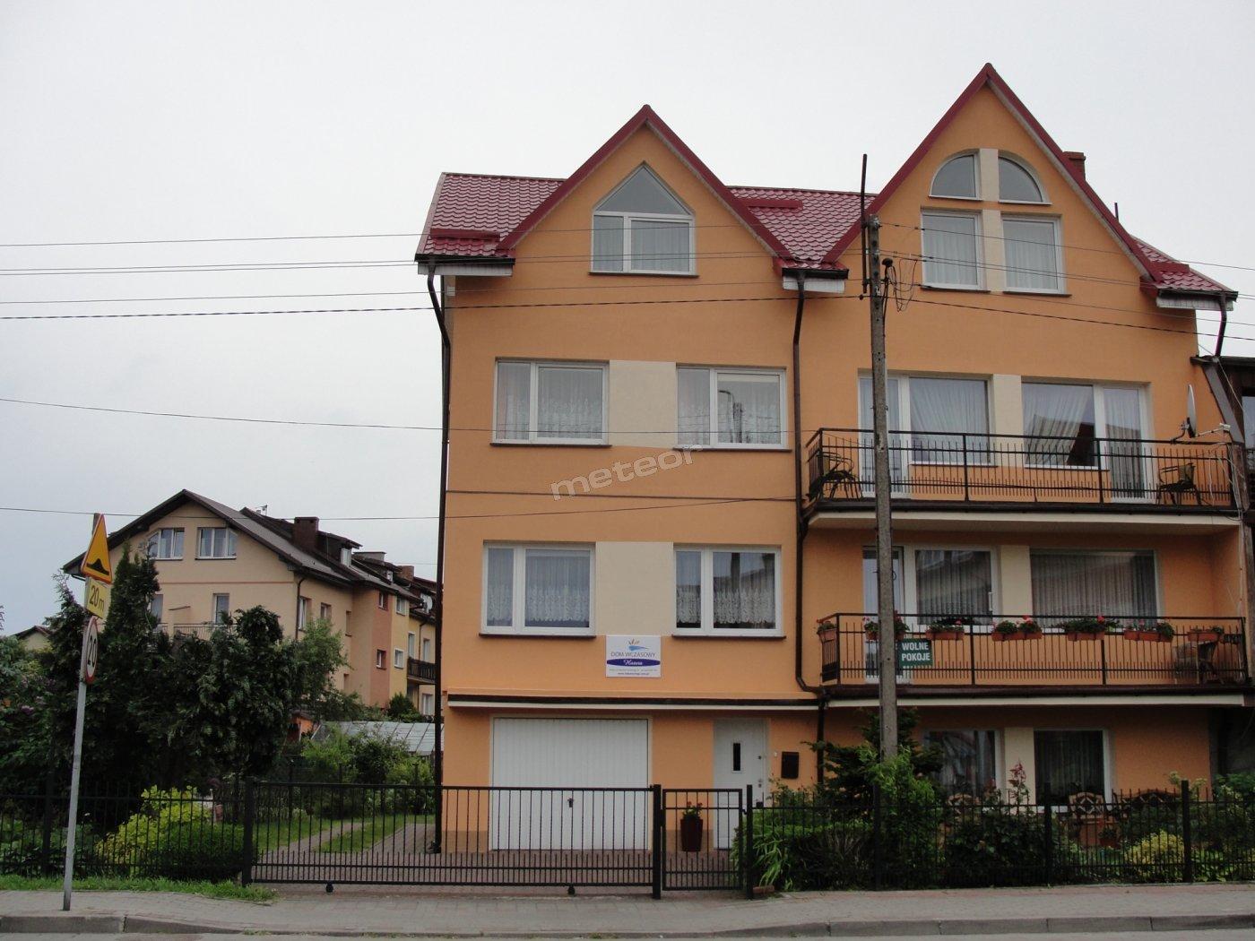 Dom Wczasowy HANNA -Łeba