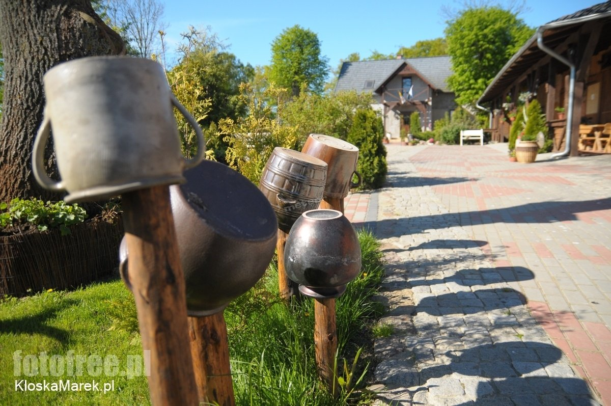 """Agroturystyka """"Ranczo pod lipą"""" Marynowy 94 koło Nowego Dworu Gdańskiego to piękne i spokojne miejsce dla romantyków."""