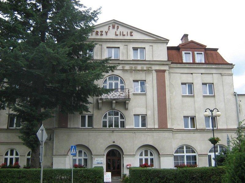 Dom Wczasowy Trzy Lilie