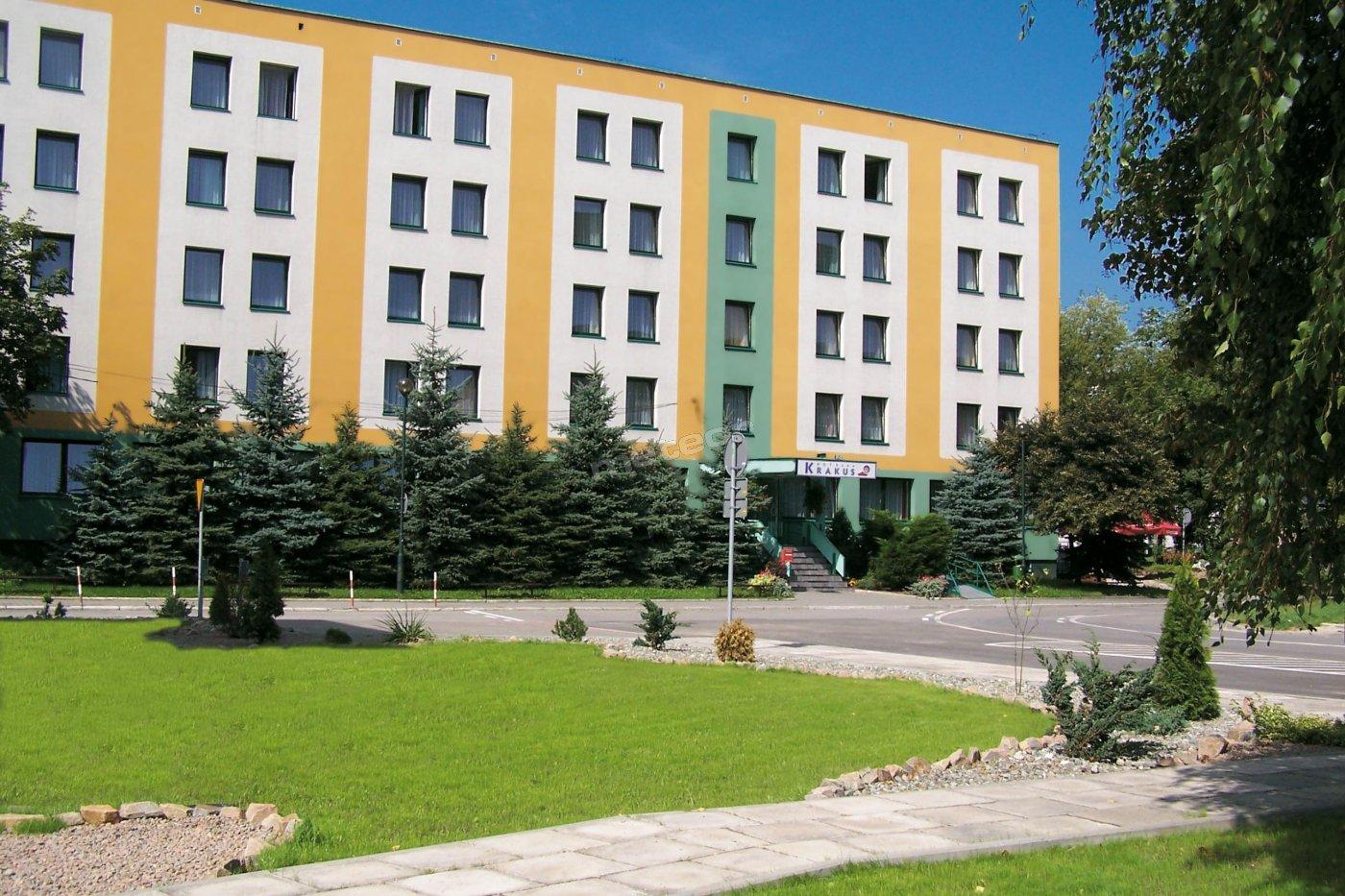 Hotel Krakus - budynek