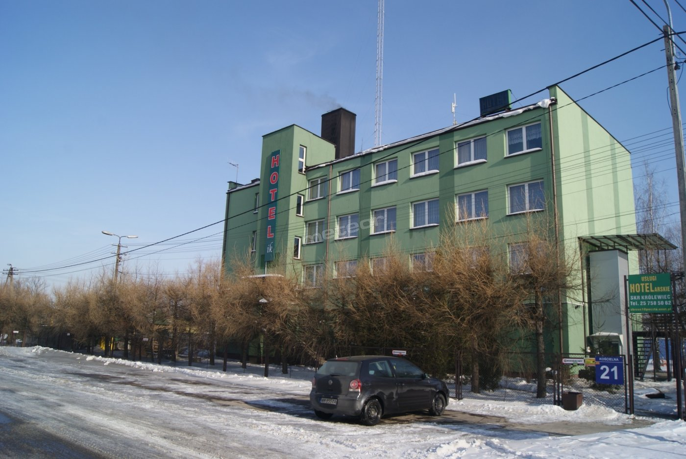 Hotel SKR