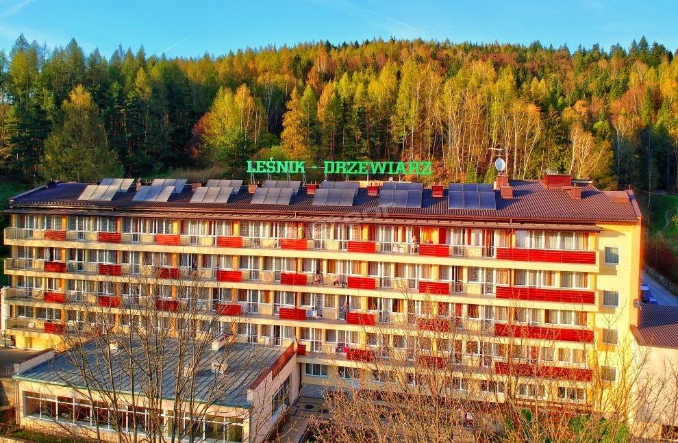 Sanatorium Uzdrowiskowe Leśnik-Drzewiarz