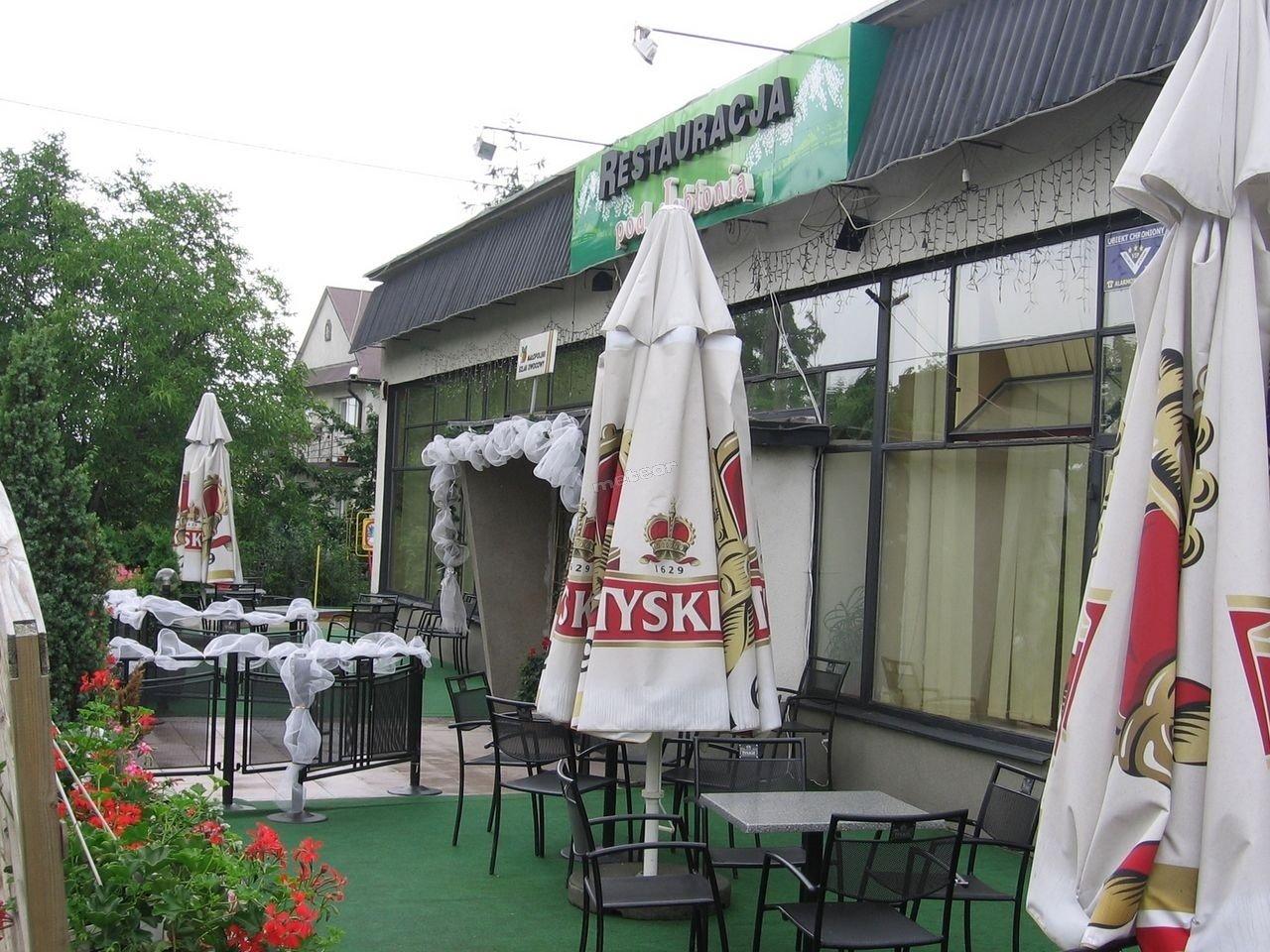 Restauracja Pod Jabłonią - Pokoje Gościnne