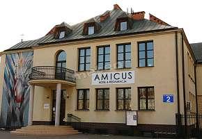 AMICUS Hotel Restauracja