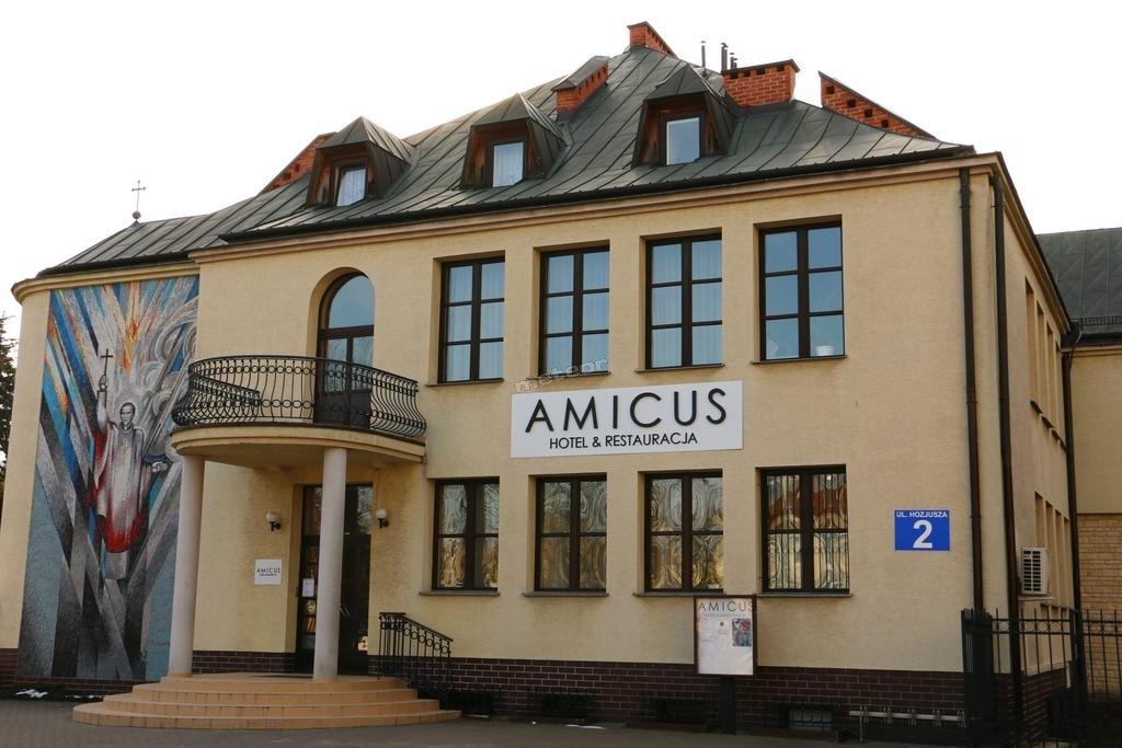 AMICUS Dom Pielgrzyma