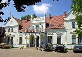 Hotel Pałac Budzistowo