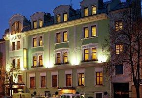 Hotel and Restaurant Pod Złotą Różą