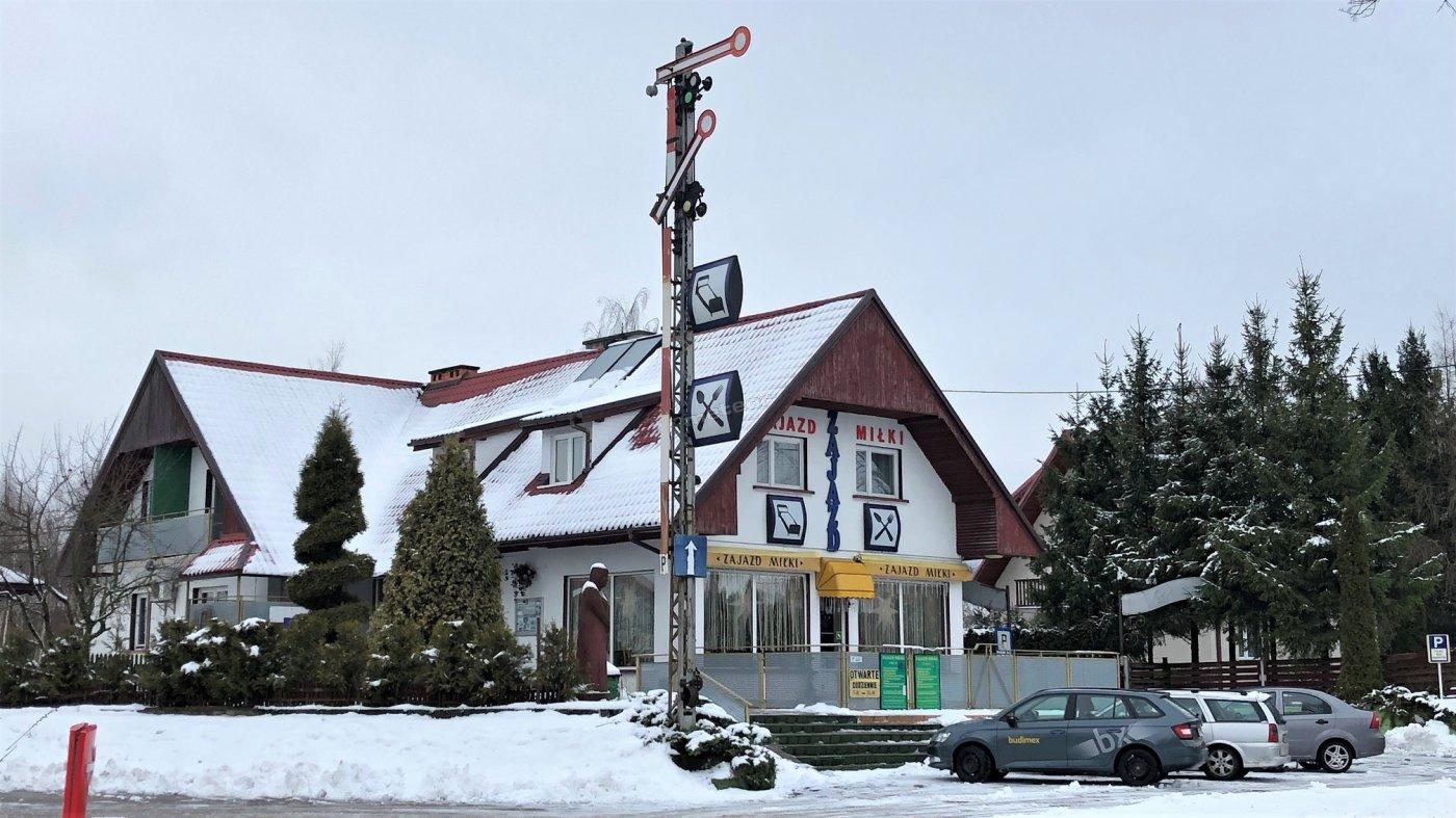 Zajazd Miłki