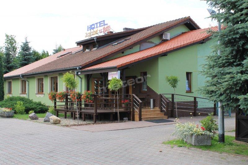 Hotel - Motel i Zajazd U Basi
