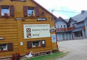 Zajazd na Podzamczu - Agroturystyka