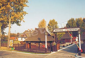 Zajazd, Camping Pastewnik