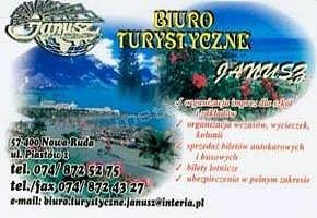 Biuro Turystyczne Janusz