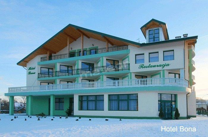 Hotel - Restauracja Bona
