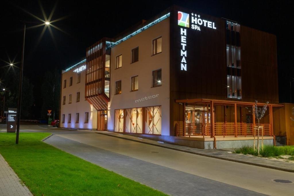 Hotel & SPA Hetman