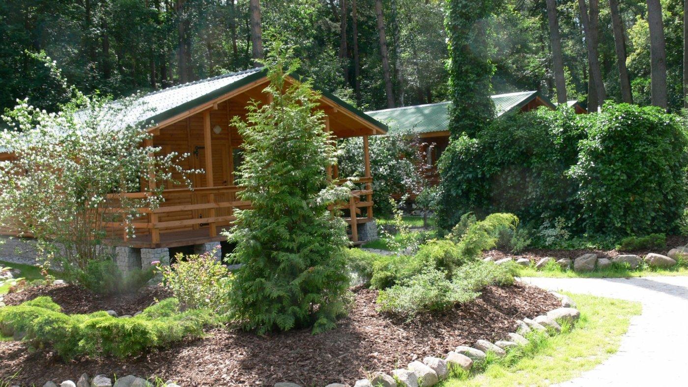 Nowe,wolnostojace,  komfortowe domki z bali typu bungalow