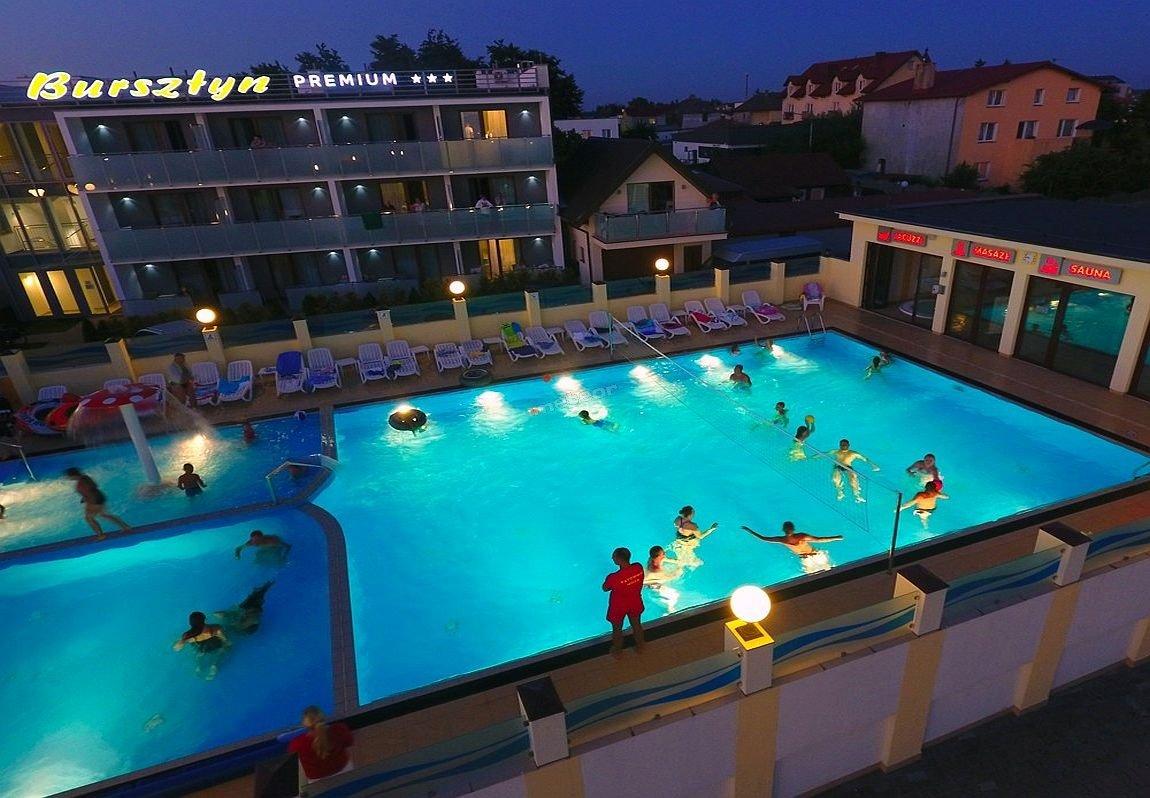 Ośrodek Bursztyn z basenem