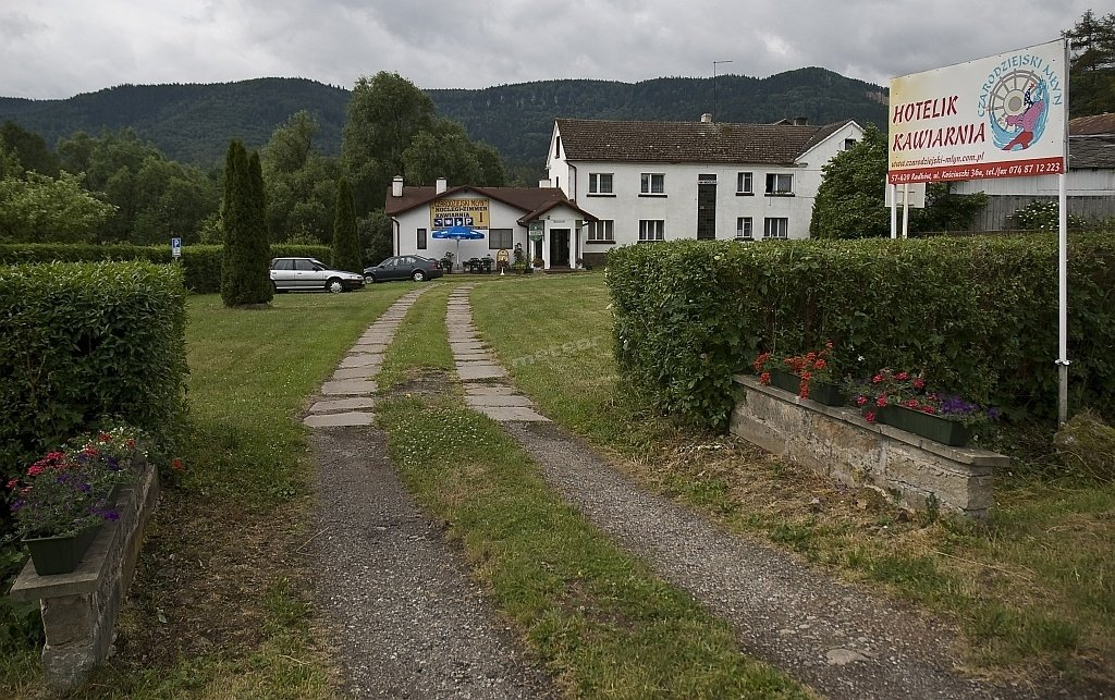 Hotelik Czarodziejski Młyn