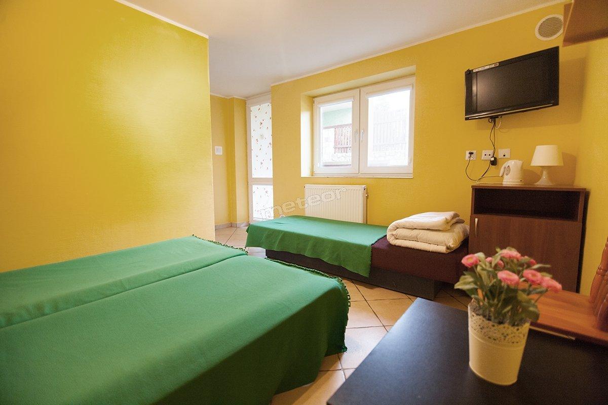 Guest Rooms Zielony Domek