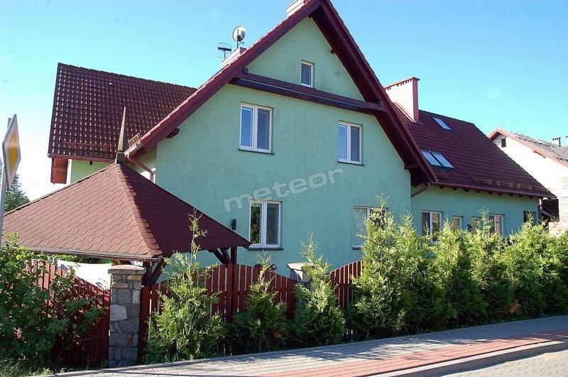 Kwatery Prywatne Zielony Domek