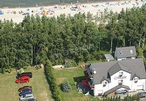 Villa Maja & Domek Maja z widokiem na morze