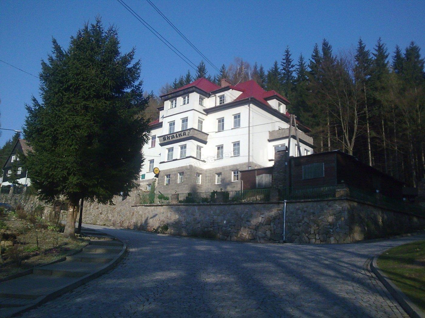 Pensjonat Skałka w Dusznikach-Zdroju