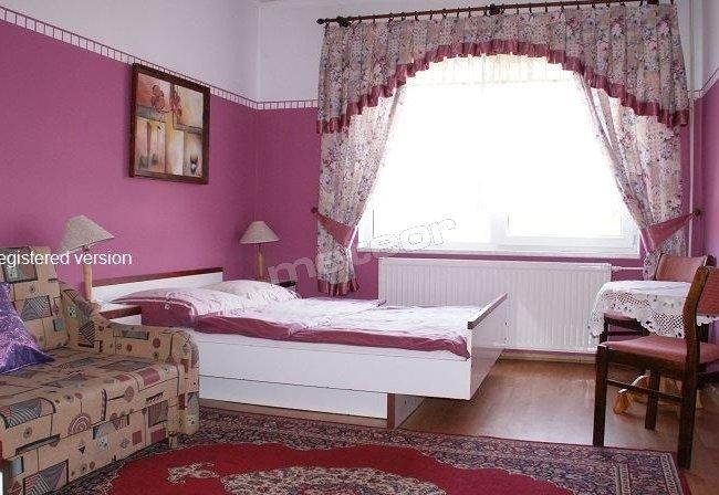 pokój na piętrze 2-4 0sobowy