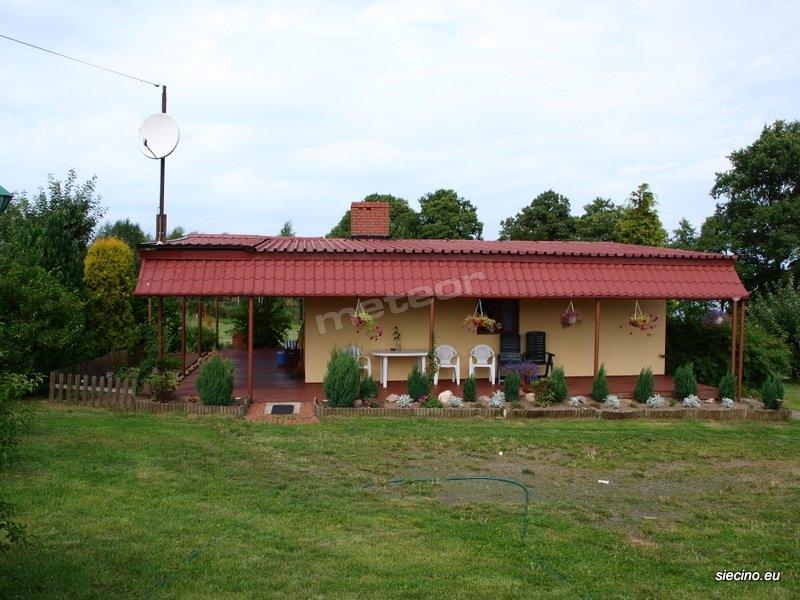 Dom Letniskowy Siecino
