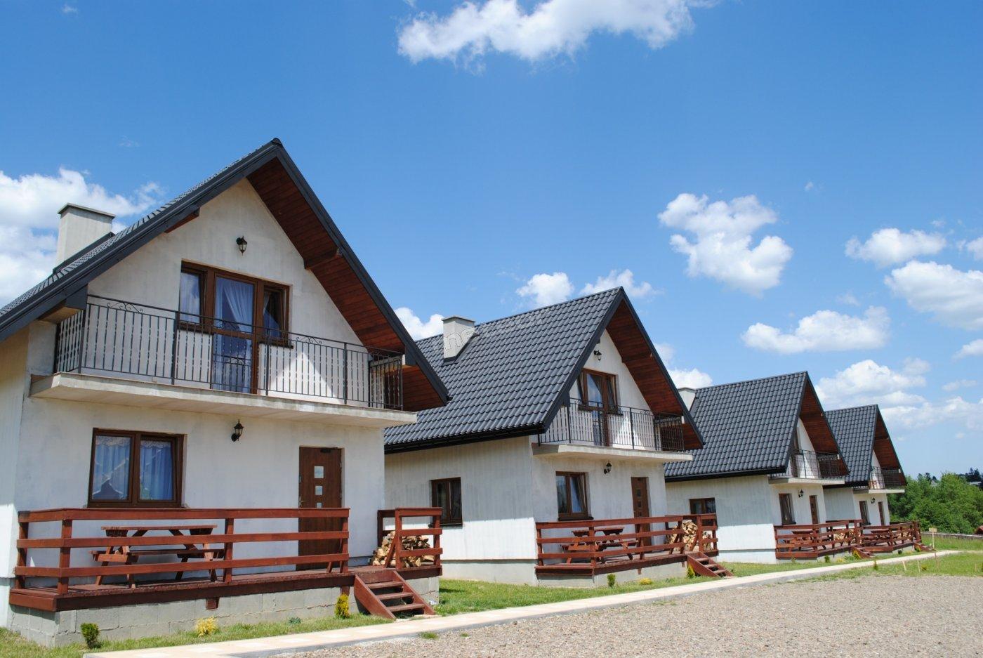 Domki całoroczne przy ul. Spokojnej 29