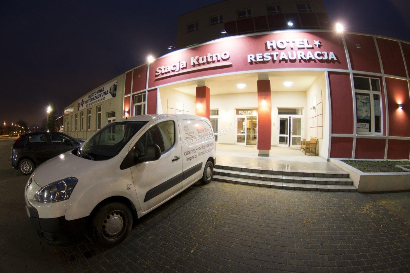 Hotel i Restauracja Stacja Kutno* zaprasza!