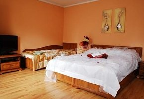 Gästezimmer in Brodnica