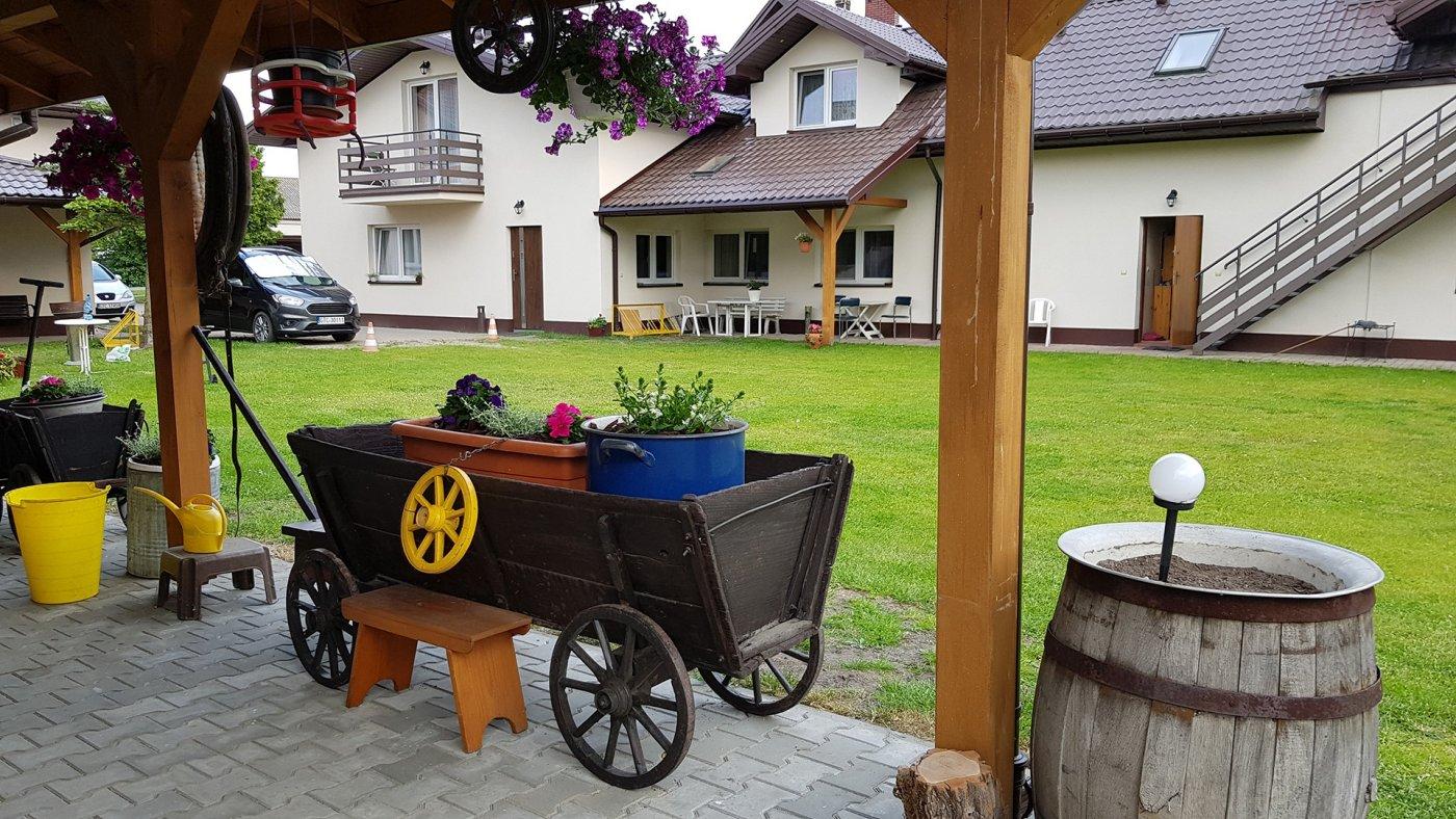 Dom w Nieborowie