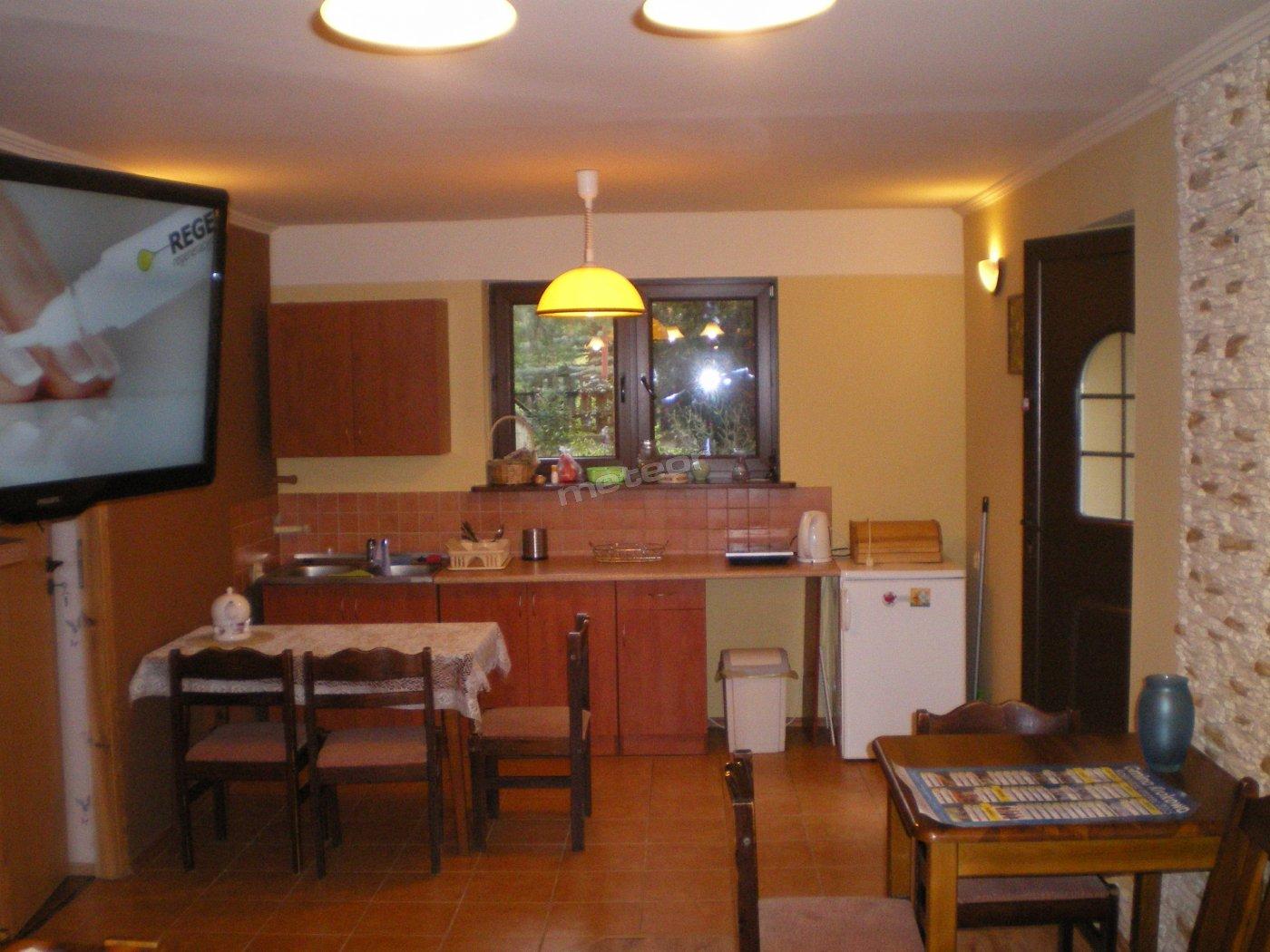 Aneks kuchenny w salonie
