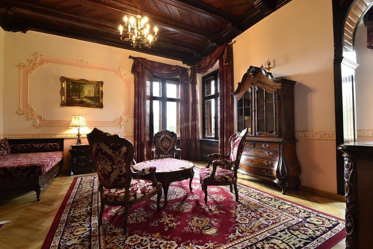 Apartament Specjalny- Salon