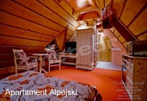 Apartamenty Leśny Dworek