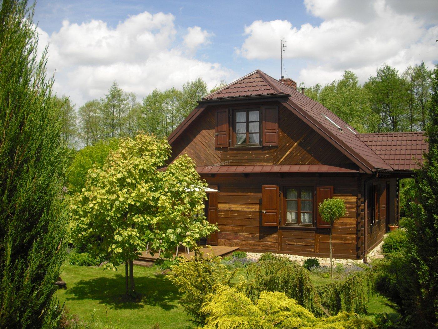 Dom nad Bystrą