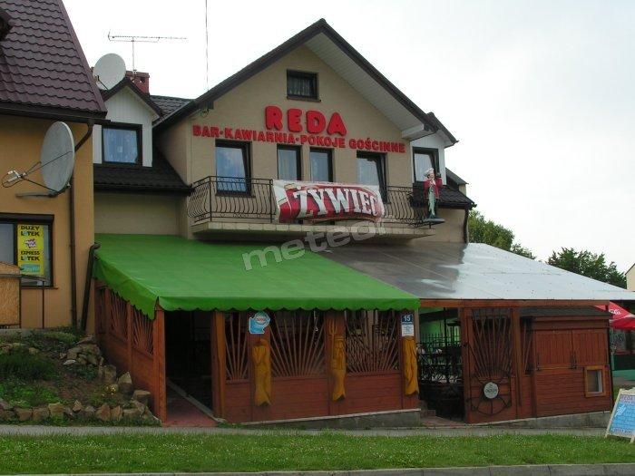 Obiekt Noclegowo-Gastronomiczny Reda