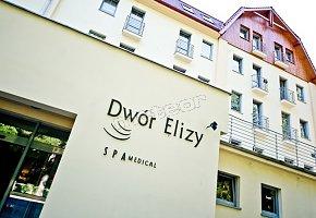 Manor Dwór Elizy