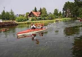 Bory Tucholskie Domek i Pokoje Całoroczne Nad Wodą