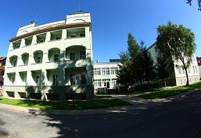 Domy Wczasowe Halka I, II