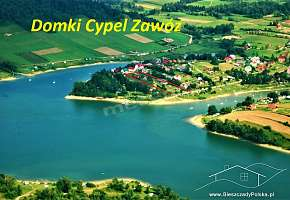 Domki Cypel Zawóz