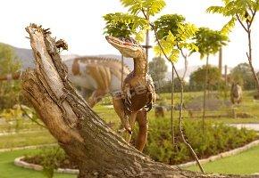 Park Dinozaurów i Rozrywki DINOLANDIA w Inwałdzie