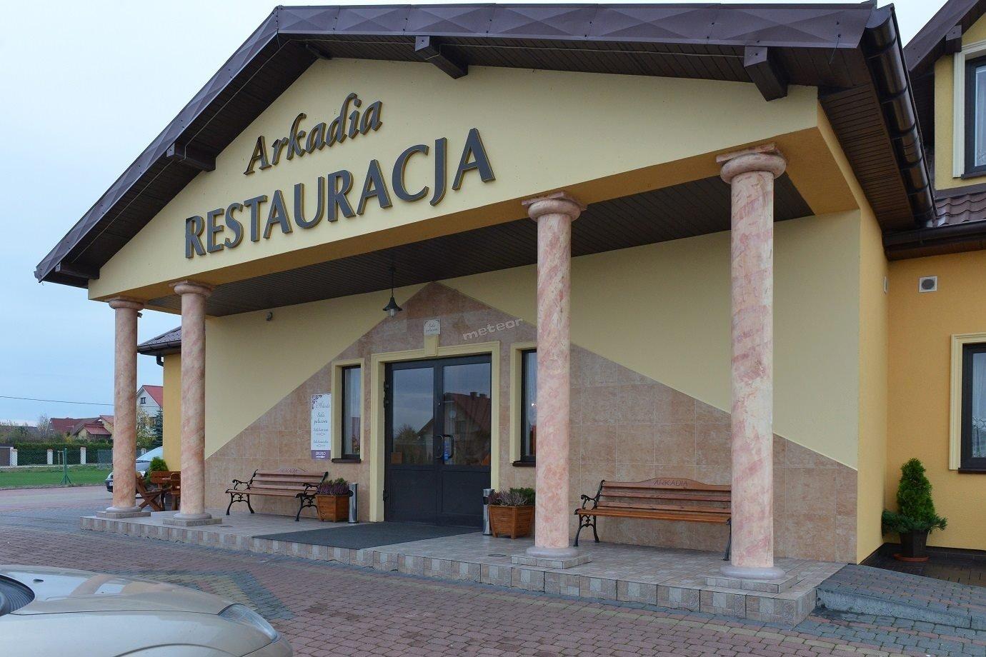 Restauracja Hotel Arkadia