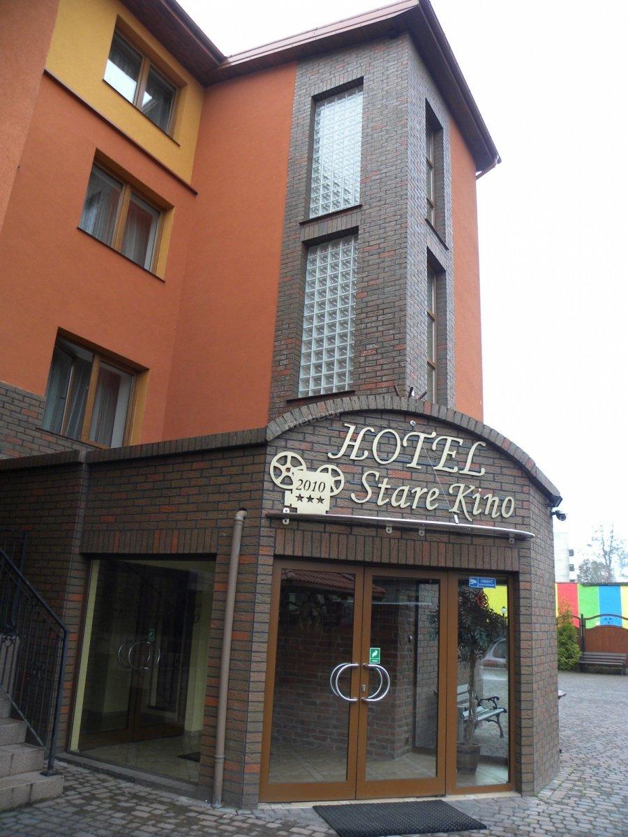 Hotel Stare Kino