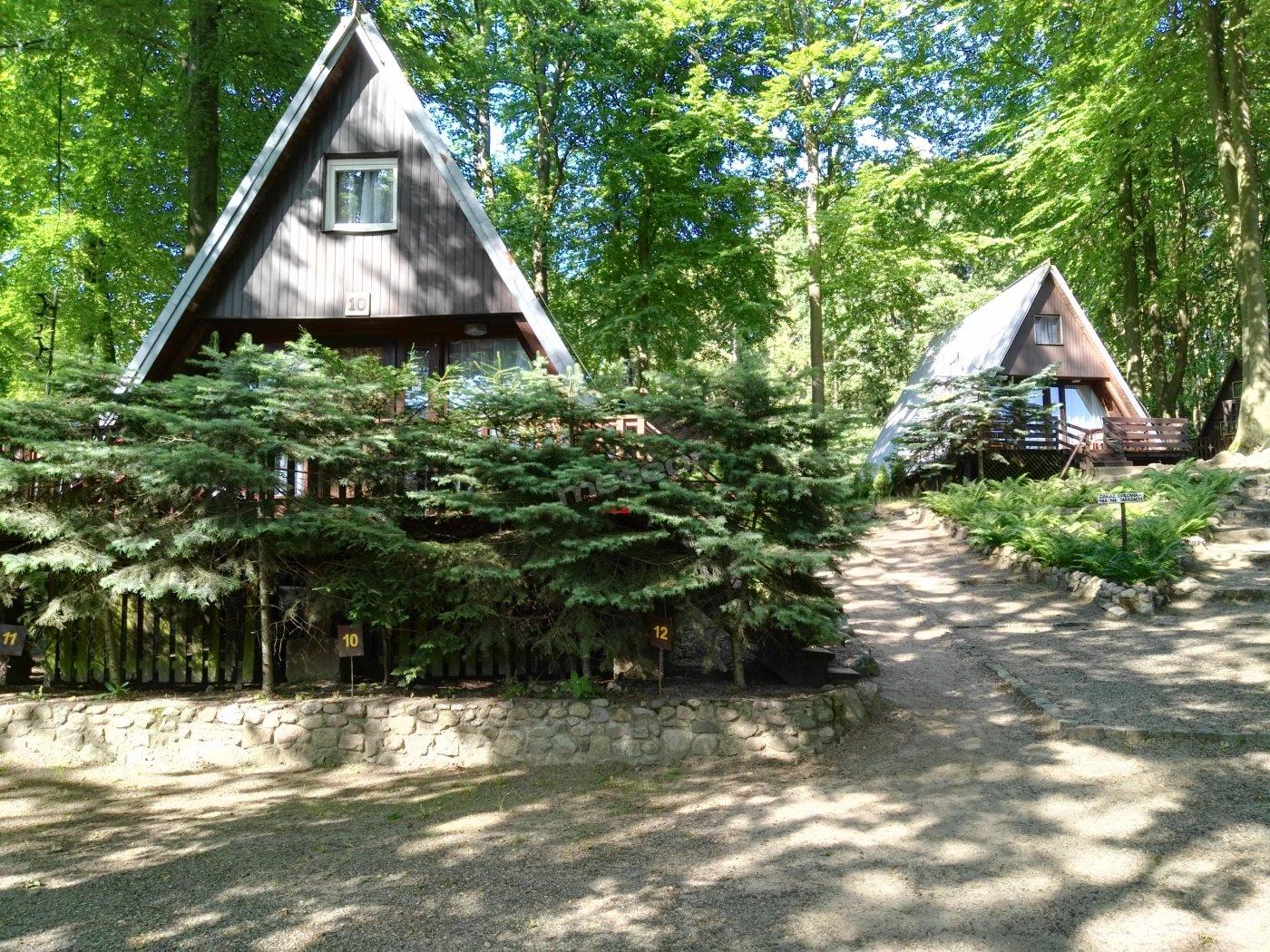 Domki typ Brda 8 osobowe