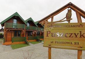 Ferienhaus Puszczyk